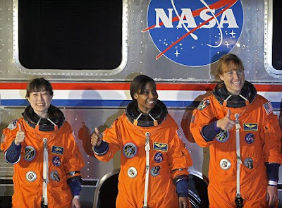 NASA female astronauts