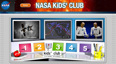 NASA Kid Club