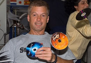 NASA Astronaut Swanny