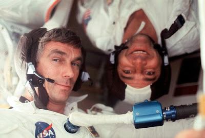Gene Cernan &amp; Ron Evans