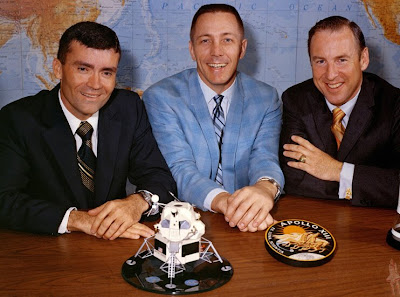 Apollo 13 crew