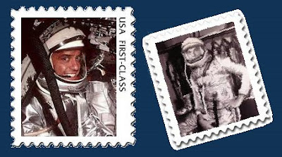 Astronaut Alan She