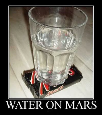 Mars Humor