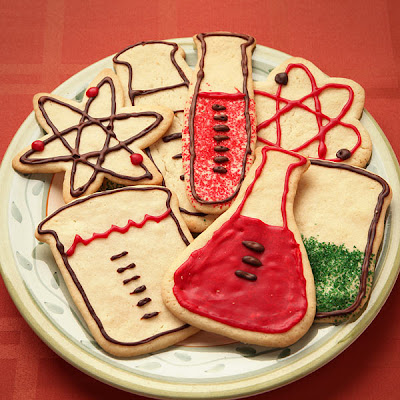 Lab Science Cookie Cutters