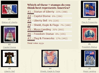Space Stamp Vote