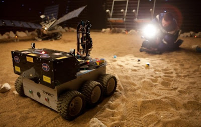 Mars500 Rover