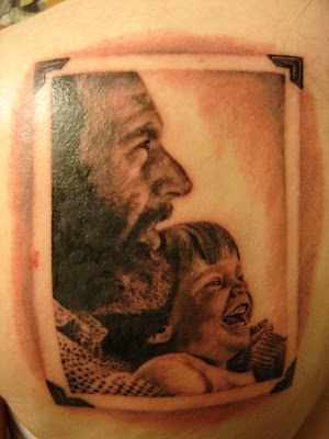 Tattoos are nothing new. They've been around for centuries--a popular way
