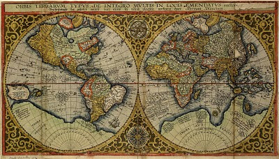 Ancient world maps world map 16th century world map 16th century gumiabroncs Gallery