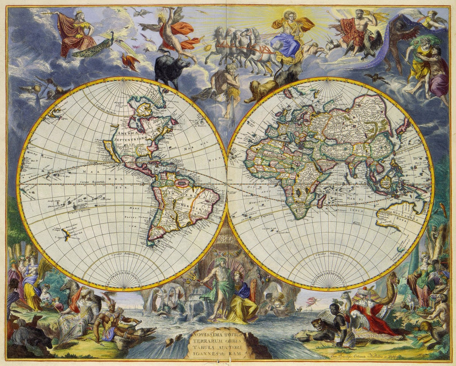 Ancient world maps world map 17th century world map 17th century gumiabroncs Gallery