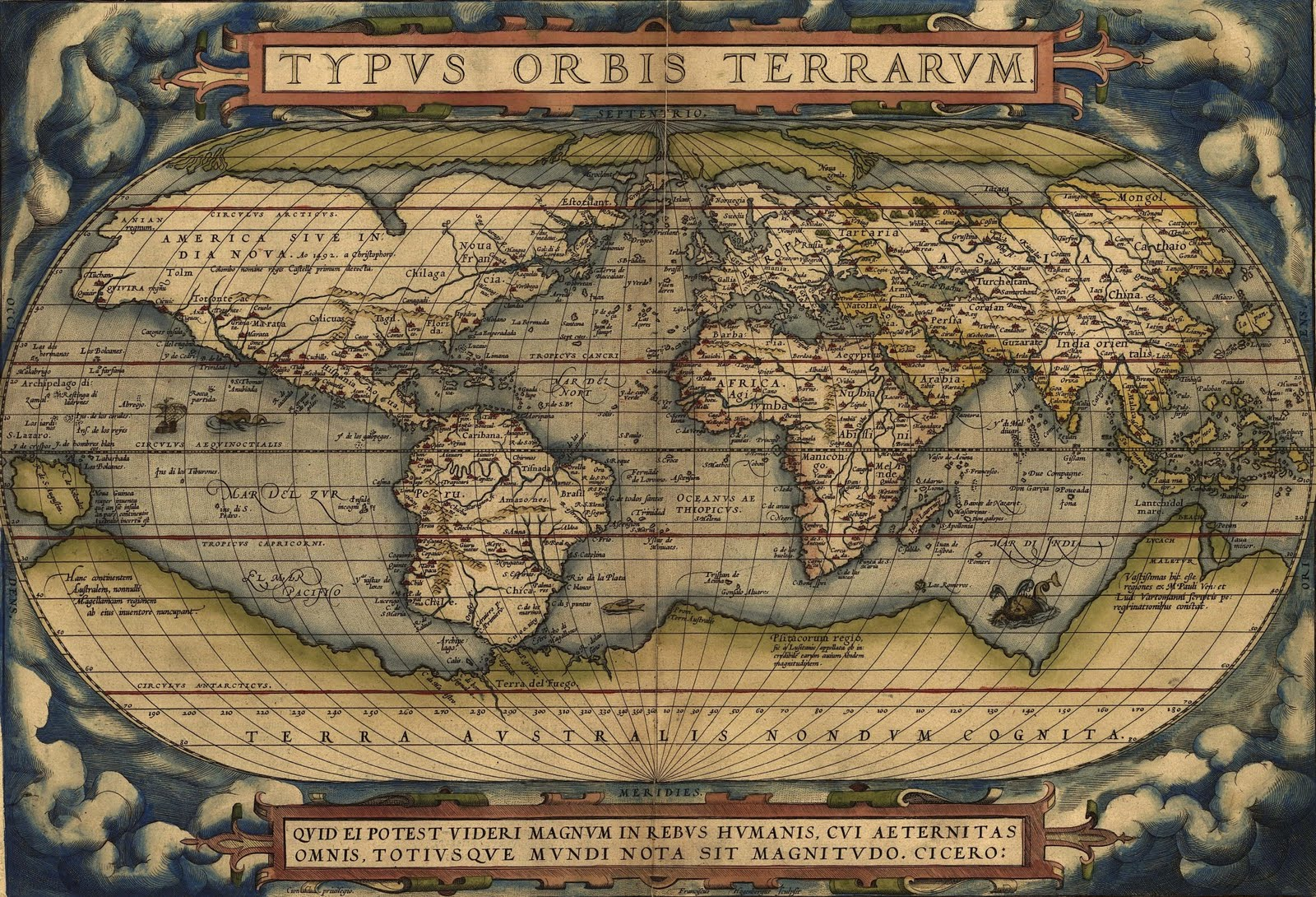 Ancient world maps world map 16th century world map 16th century gumiabroncs Images