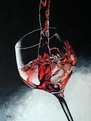 Infinito convida a beber um copo...