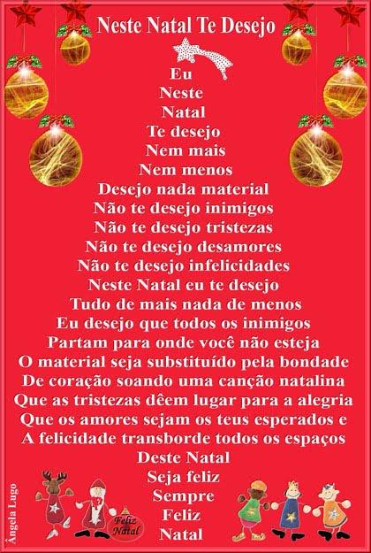 NESTE NATAL...