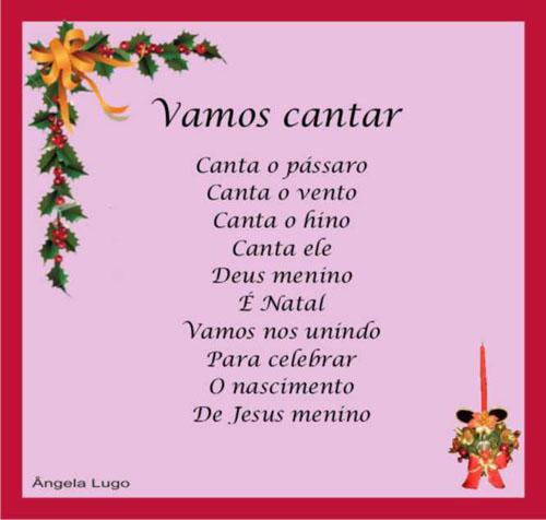 VAMOS CANTAR