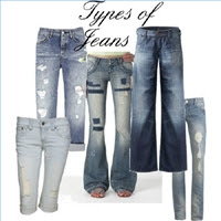 Jeans Types | RM.