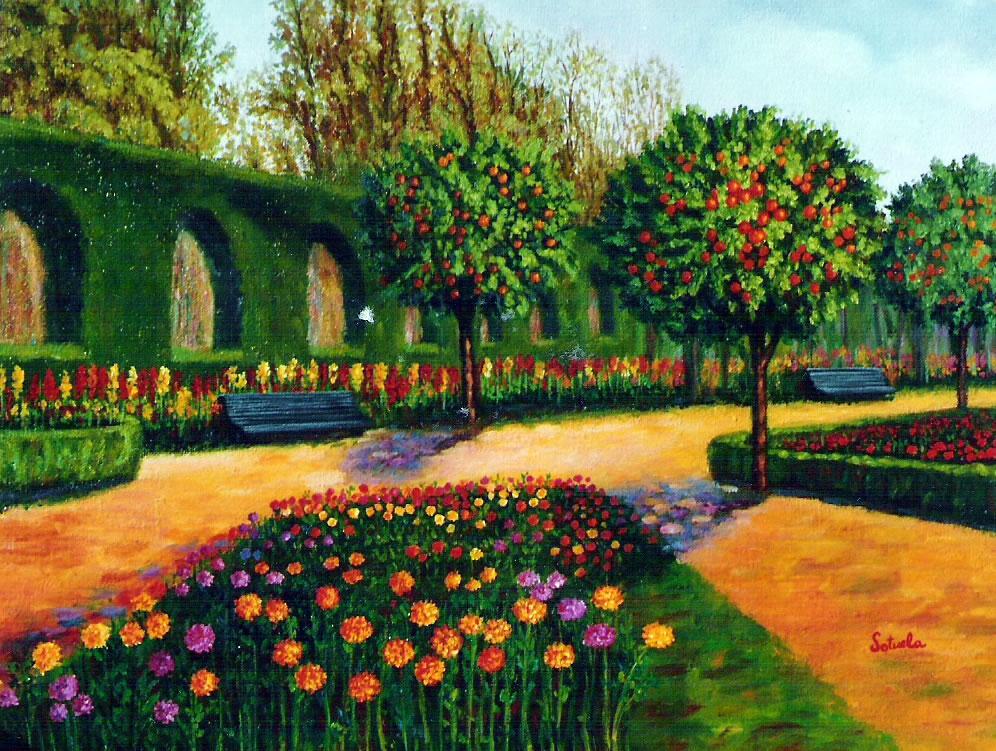 pasos para crear un jardin