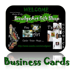 SmudgeArt Bussiness Cards