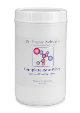 Complete Raw Whey Protein