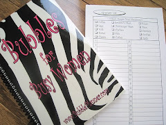 Bubble Planner- Review & Giveaway!