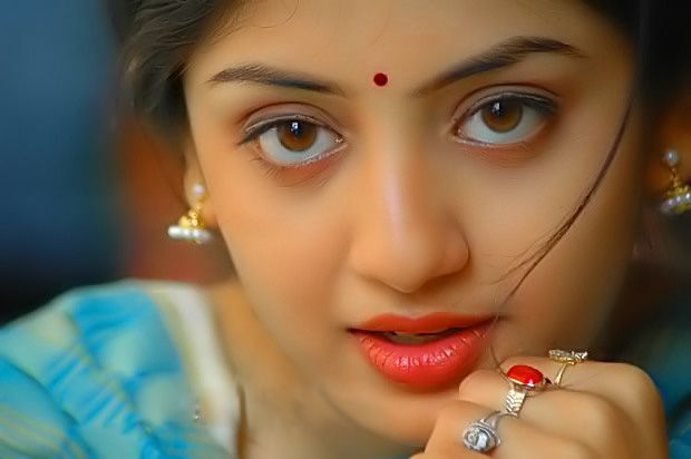 perfect indian woman photo