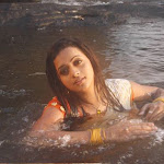 Malayalam Actress Bhavana Cute Bathing Pictures