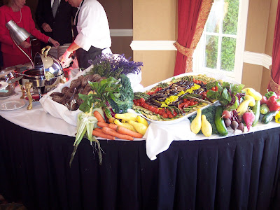 Elite Wedding Planners on Wedding Planner S Blog  Food Displays At Your Wedding Reception