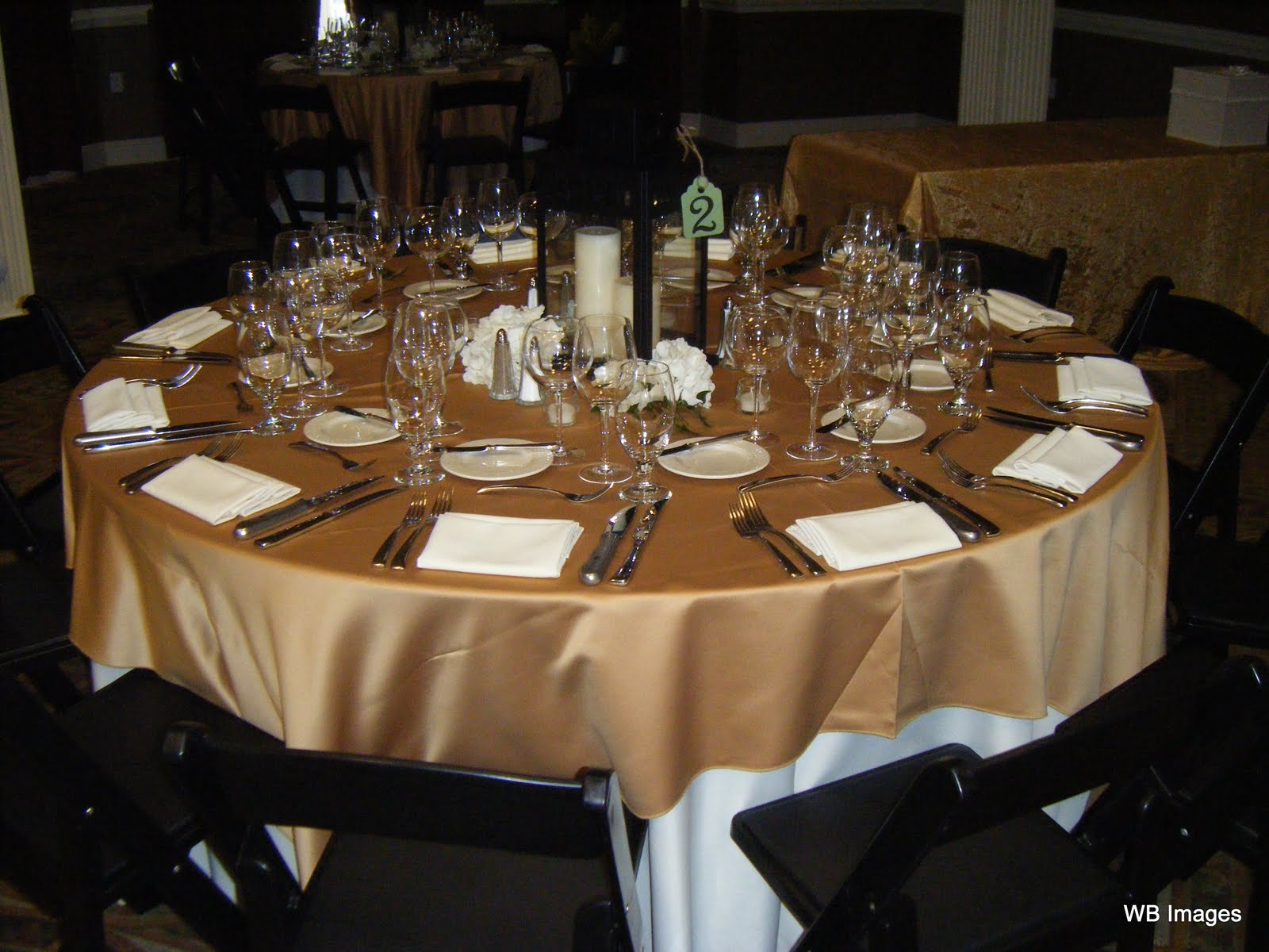The Colors For Wedding Were White Gold And Green Touches Of Black Lantern Centerpieces Chairs Throughout Room Set Off