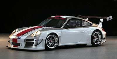 The Best Modification of 911 GT3 R