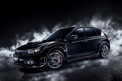 Subaru Impreza WRX STI A-Line Type S automatic