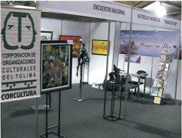 Stand Feria del Libro
