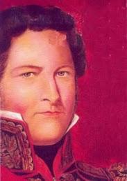 Brigadier General Don Juan Manuel de Rosas.