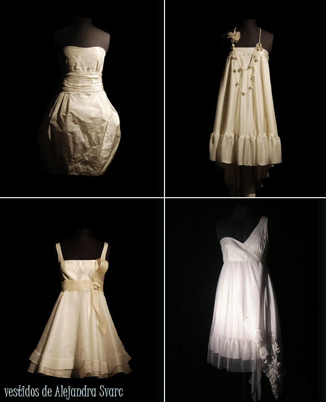 vestidos de novia cortos. Vestidos-De-Novia-Cortos