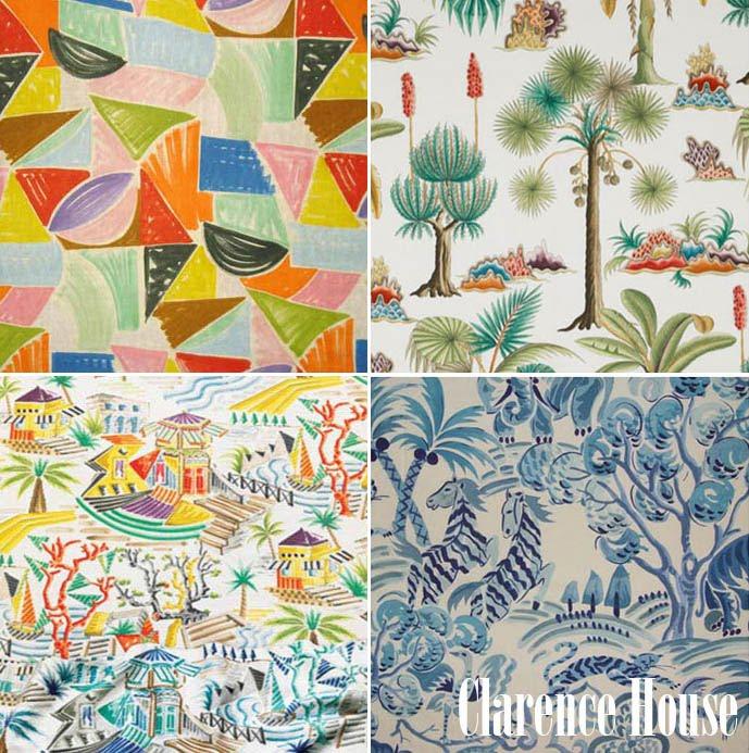 Vintage chic blog decoraci n vintage diy ideas para - Telas modernas para tapizar ...