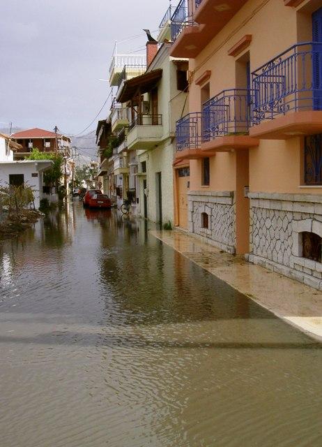 Η Νομαρχία Αιτωλοακαρνανίας για το θέμα των πλημμύρων