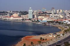 ANGOLA - LUANDA - Capital
