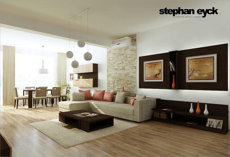 Propunere design interior livingroom