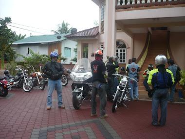 Homestay ini sering menjadi tumpuan pelawat dari luar Kelantan