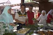 Restoran Nasi Ulam Cikgu di Kg. Kraftangan