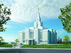 The Future Calgary Canada Temple