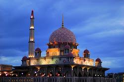 Masjid Putra,Putrajaya