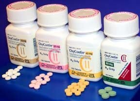 Oxycodone Addiction