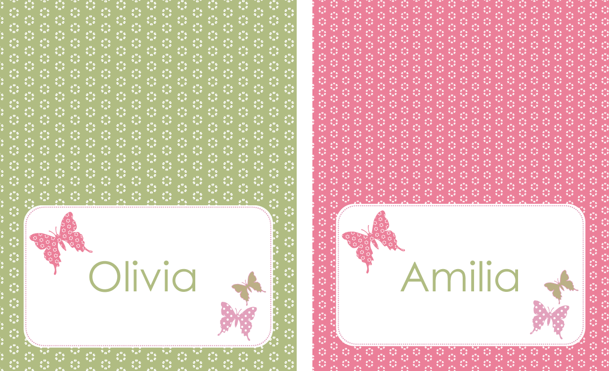 ... Custom Designs: {FREE} DIY Bag Tag Template - Great for Back To School