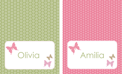 Free Printable: DIY Bag Tag Template - Great for Back To School ...