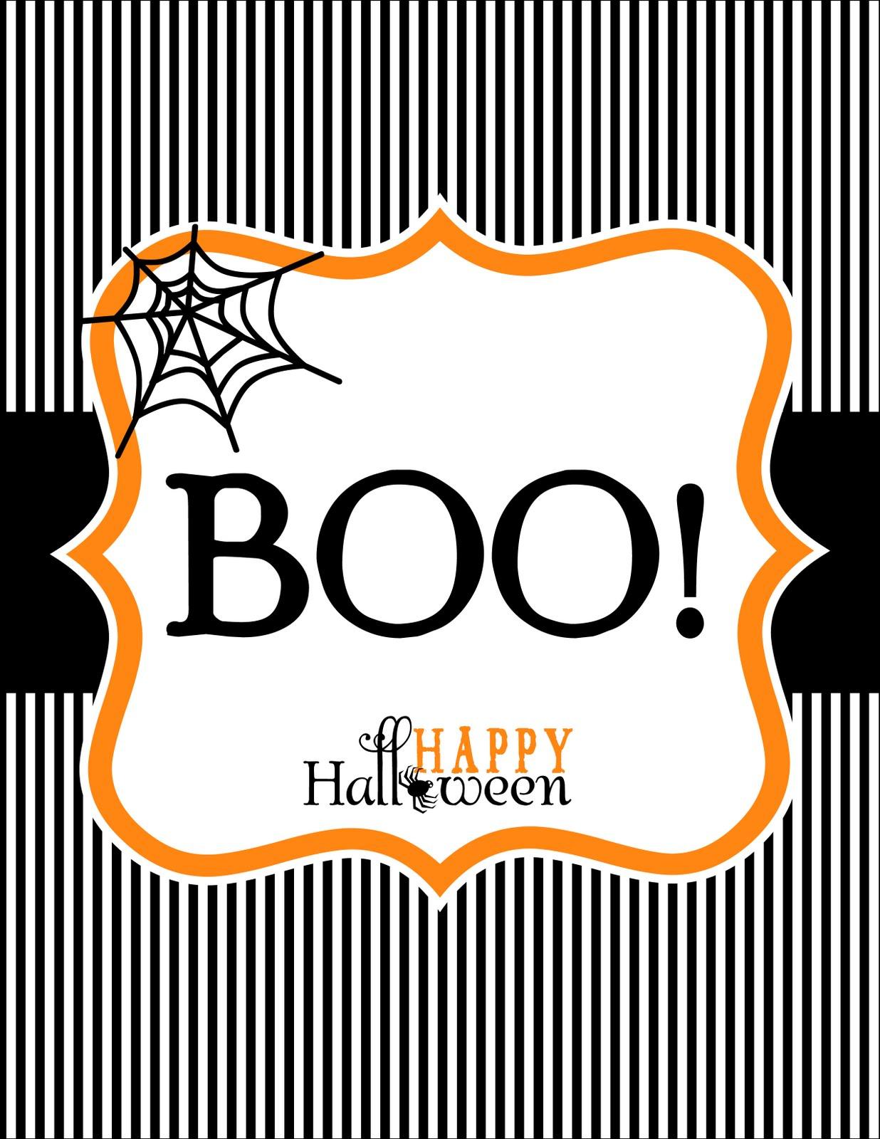 Decorating Ideas > Cute Happy Halloween Pictures  Viewing Gallery ~ 045651_Halloween Door Signs Printable