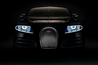 Bugatti at The Glamorous Man