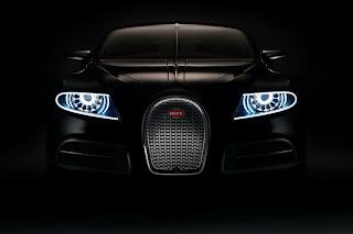 Bugatti at The Glamorous Man