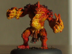 fire breathing Pyre Troll