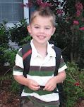 Grandkid #2, Logan