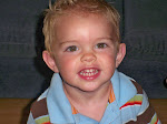 Grandkid #3, Carter
