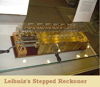 Leibnitzrechenmaschine