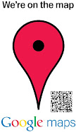 We're on Google maps too!